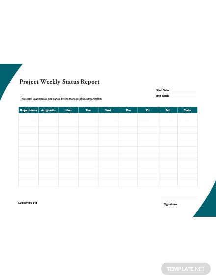 free report templates download ready made template net