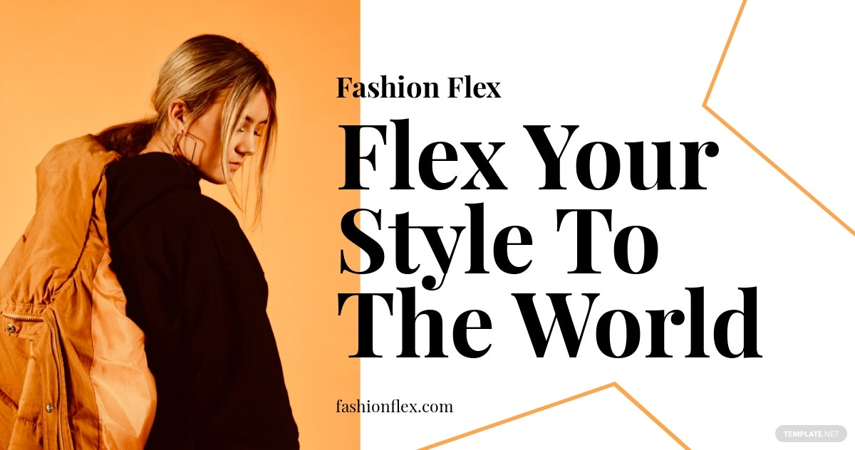 Fashion Store Facebook Post Template.jpe