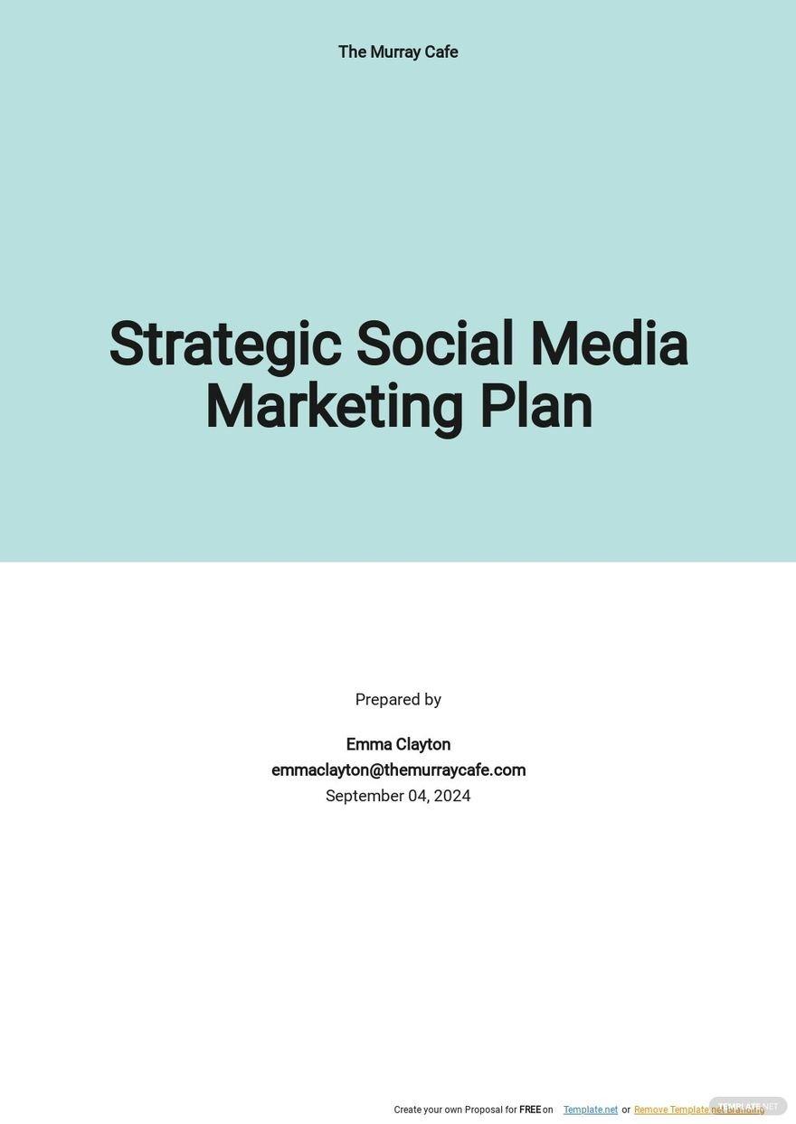 Strategic Social Media Marketing Plan Template.jpe