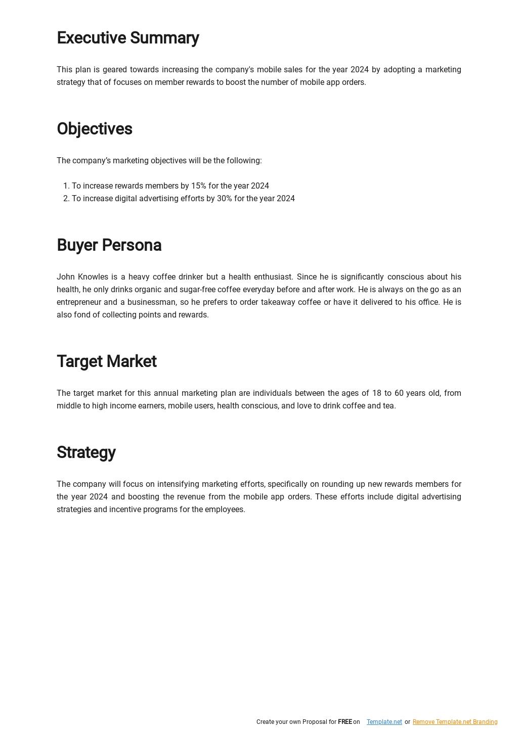 Simple Annual Marketing Plan Template 1.jpe