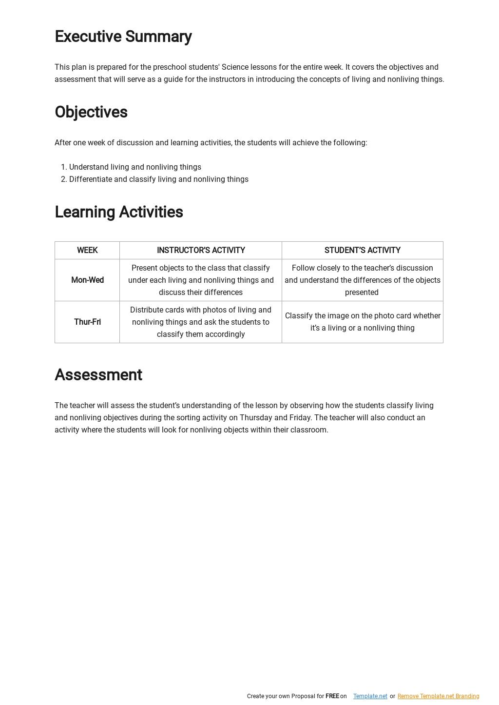 Free Blank Preschool Weekly Lesson Plan Template 1.jpe