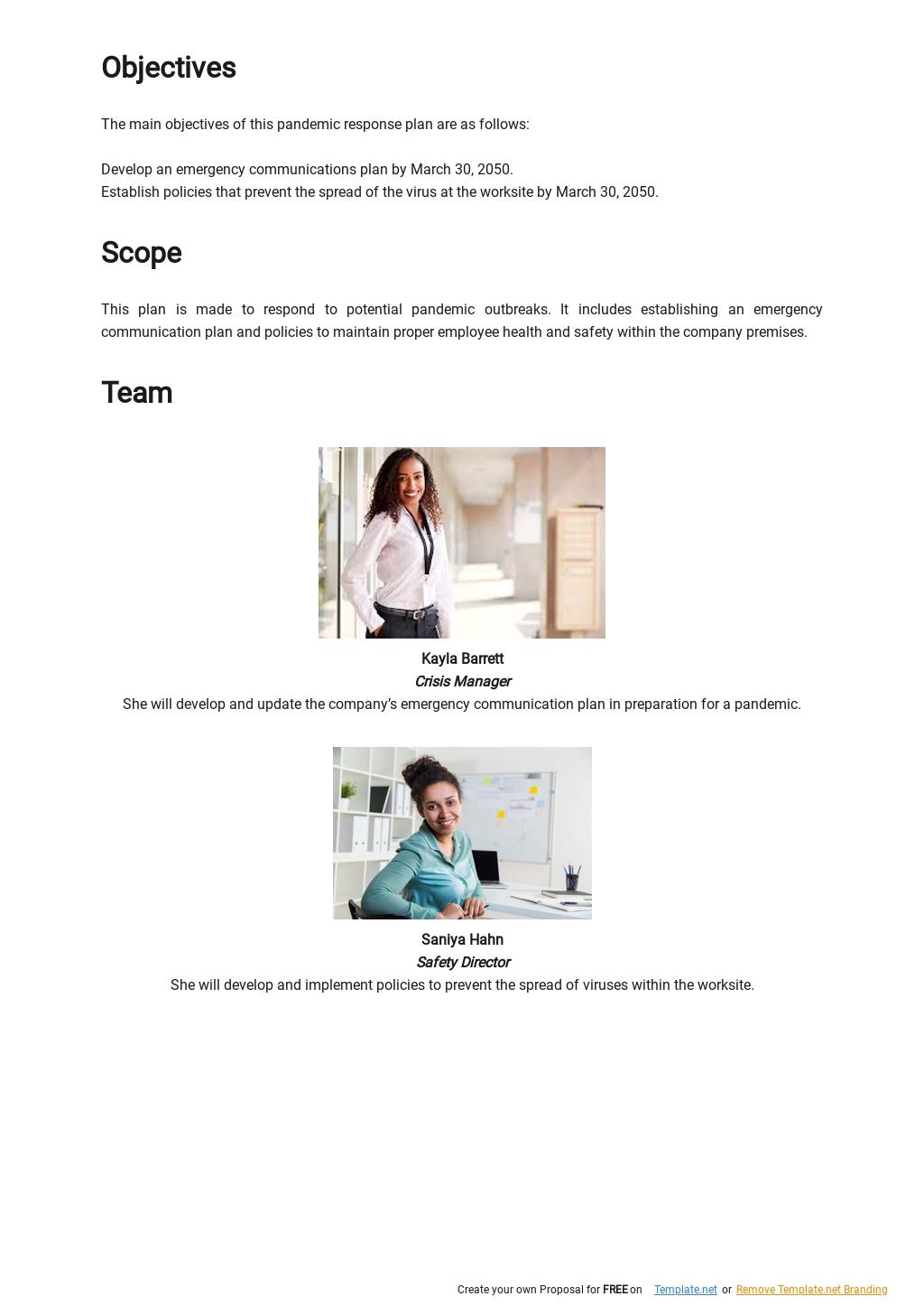 Business Pandemic Response Plan Template 1.jpe