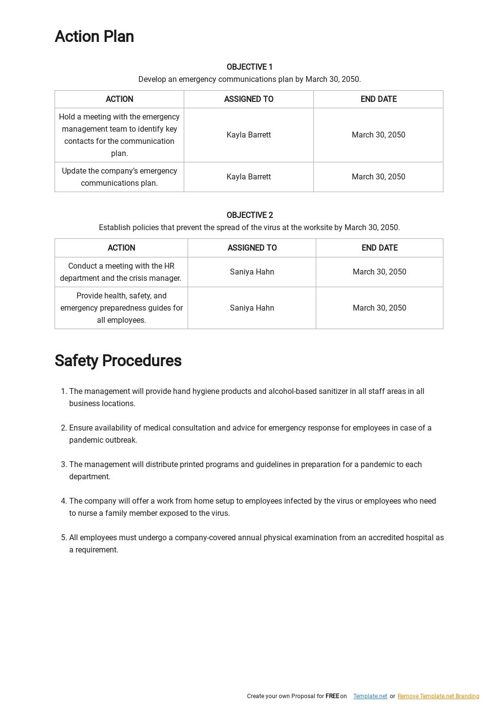 Business Pandemic Response Plan Template 2.jpe