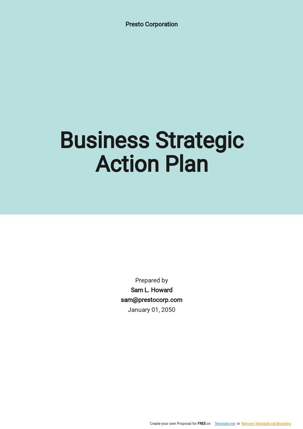 Business Strategic Action Plan Template.jpe