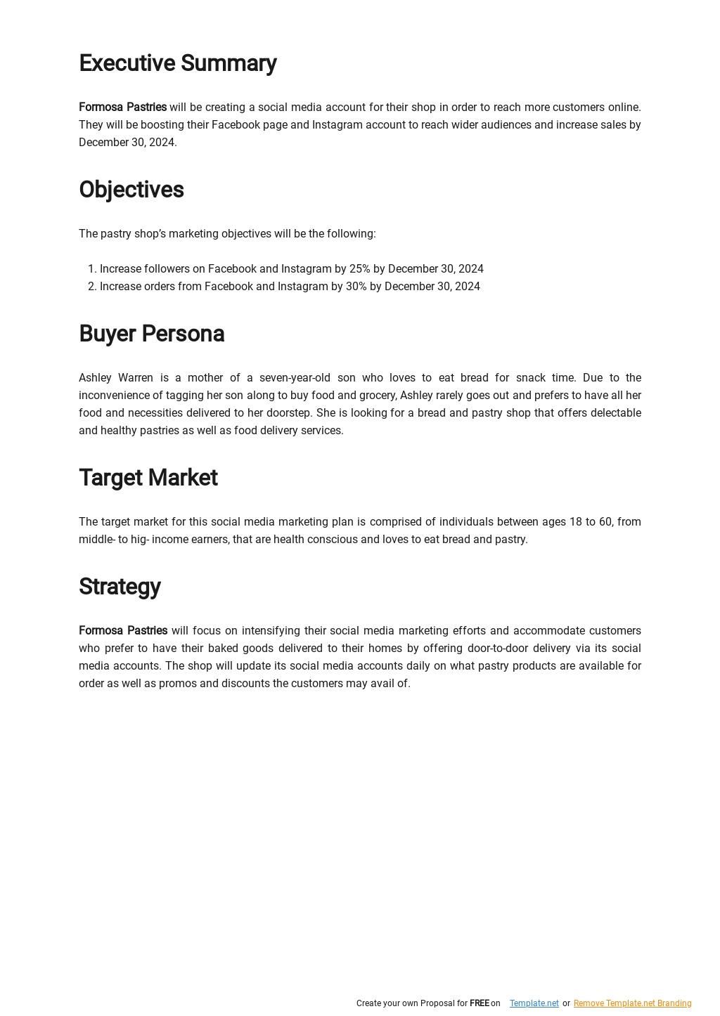 Simple Social Media Marketing Plan Template 1.jpe