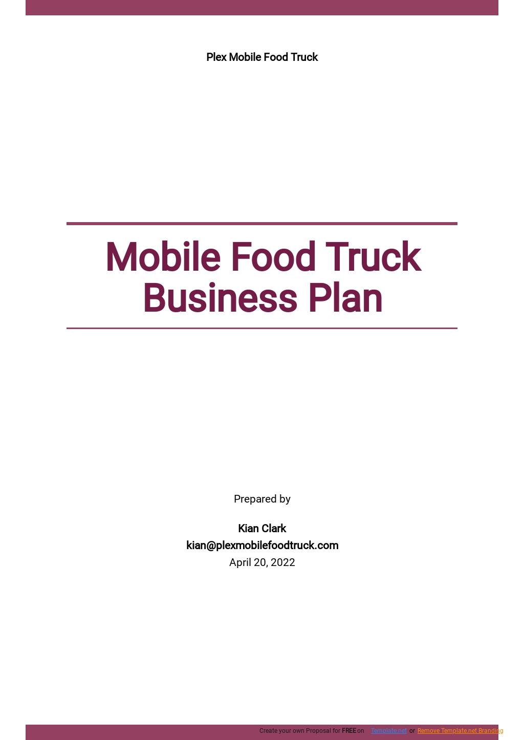 Mobile Food Truck Business Plan Sample.jpe