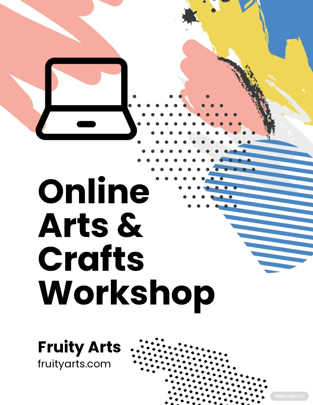 Online Workshop Flyer Template.jpe