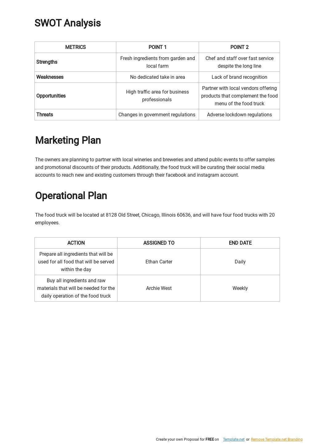 Fast Food Truck Business Plan Sample 2.jpe