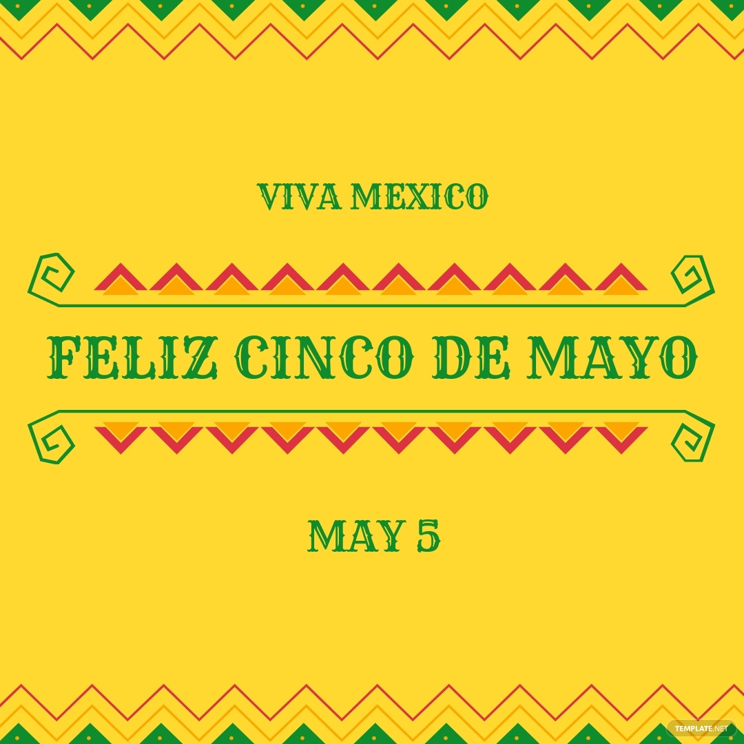 Cinco De Mayo Ad Instagram Post Template.jpe