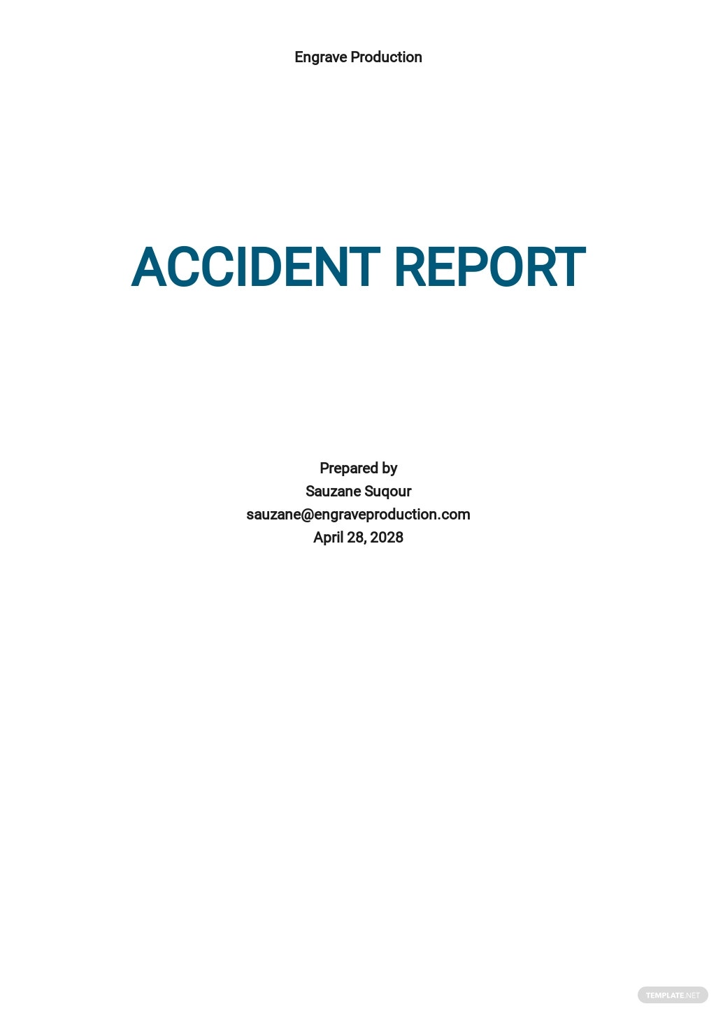 Free Accident Report Form template.jpe