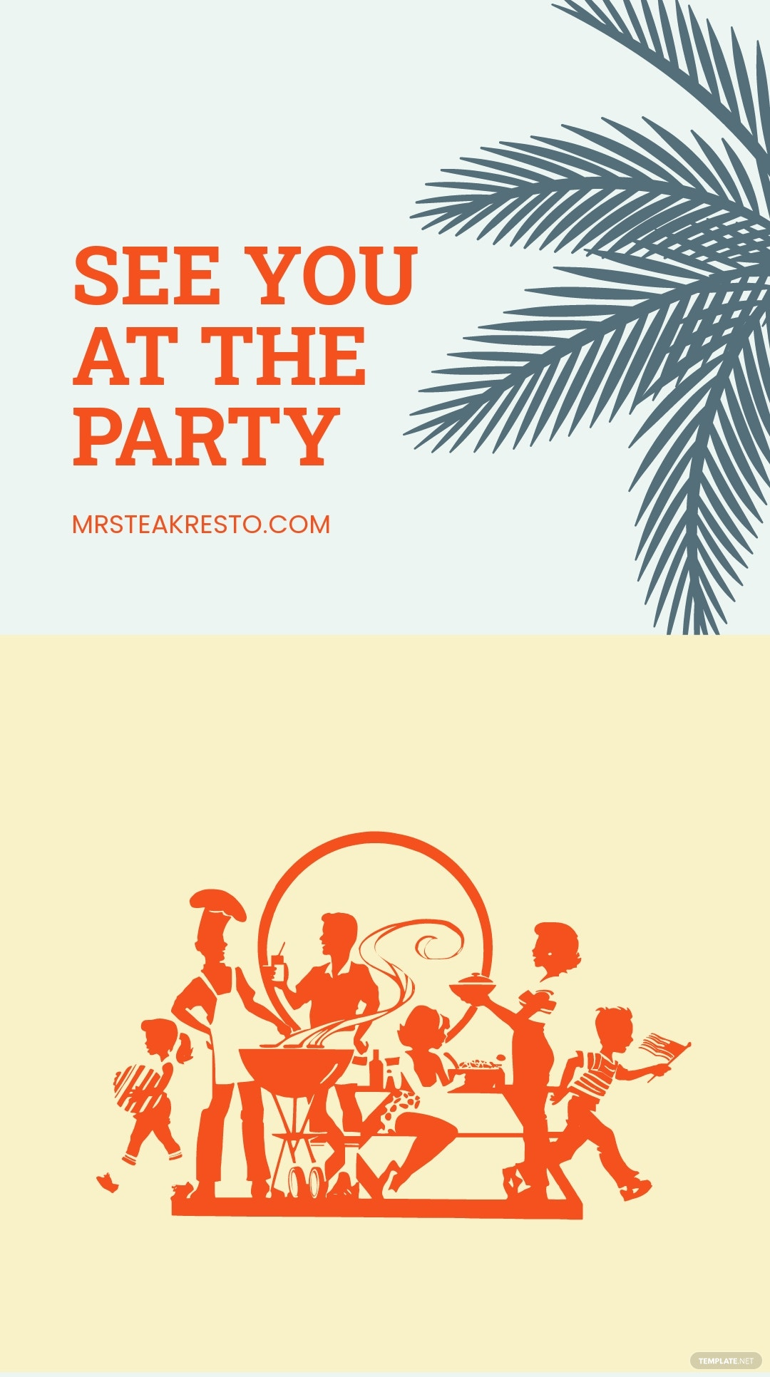 Bbq Beach Party Instagram Story Template 4.jpe