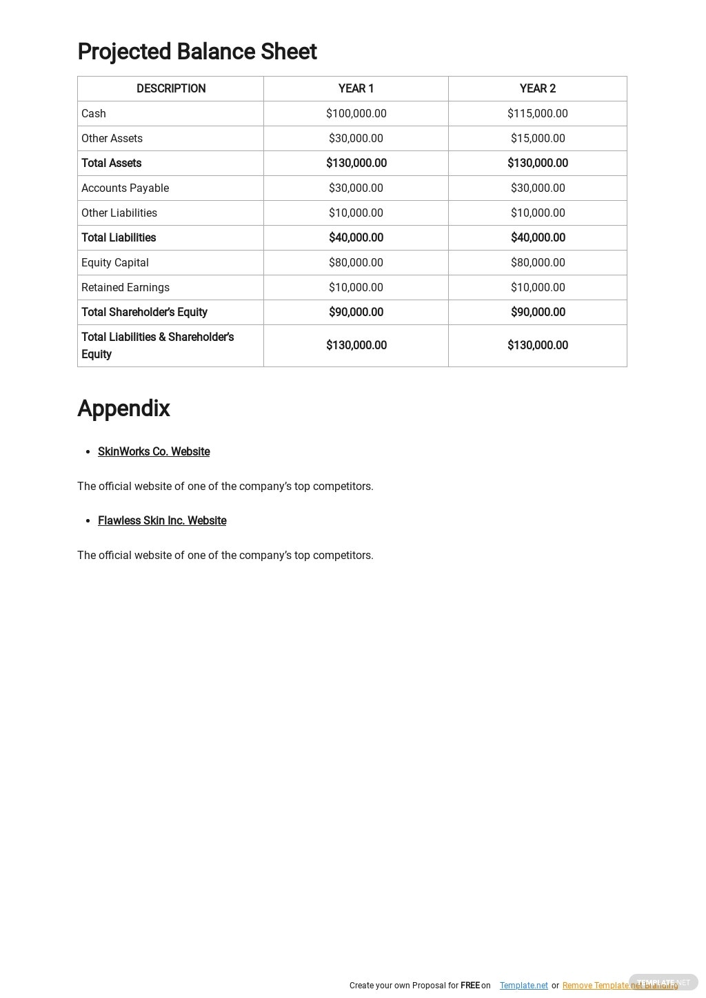 Product Launch Business Plan Template 4.jpe