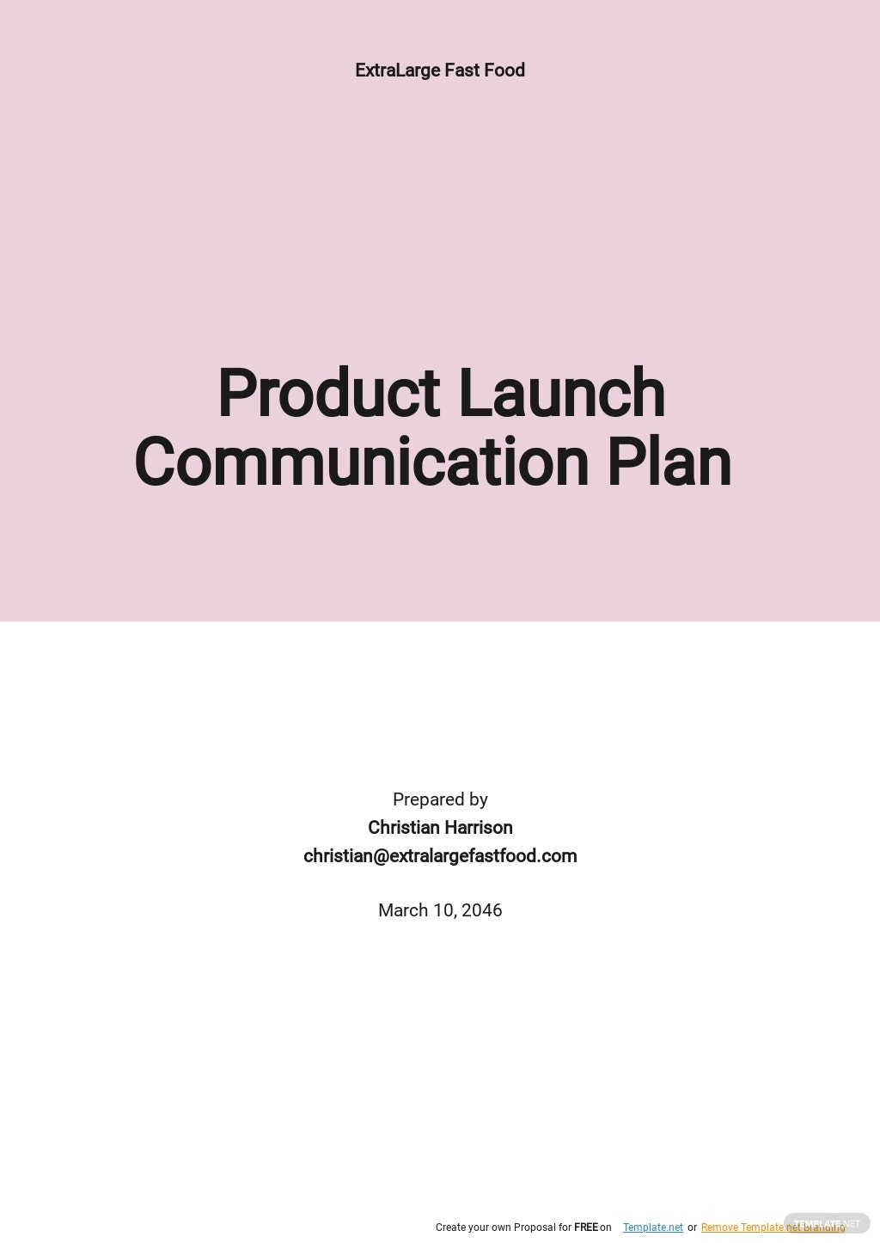 Product Launch Communication Plan Template.jpe