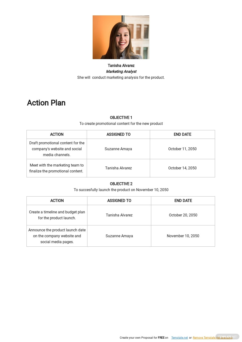 Product Launch Project Plan Template 2.jpe