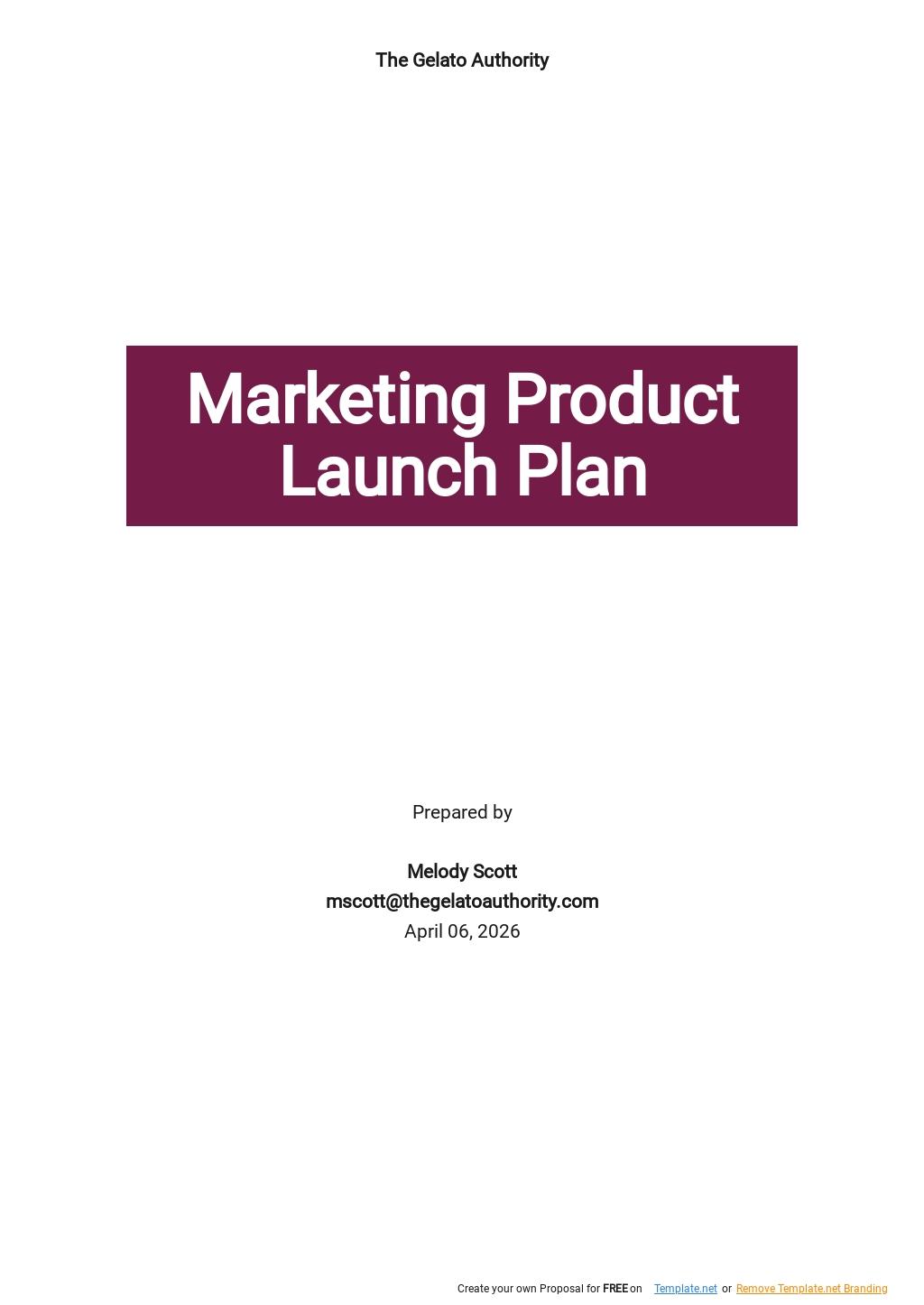 Marketing Product Launch Plan Template.jpe