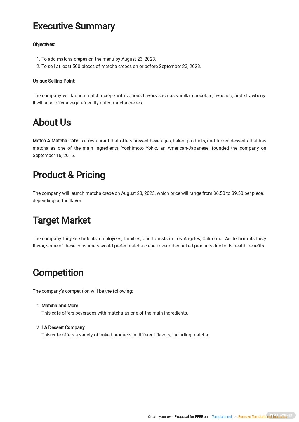 New Product Launch Business Plan Template 1.jpe