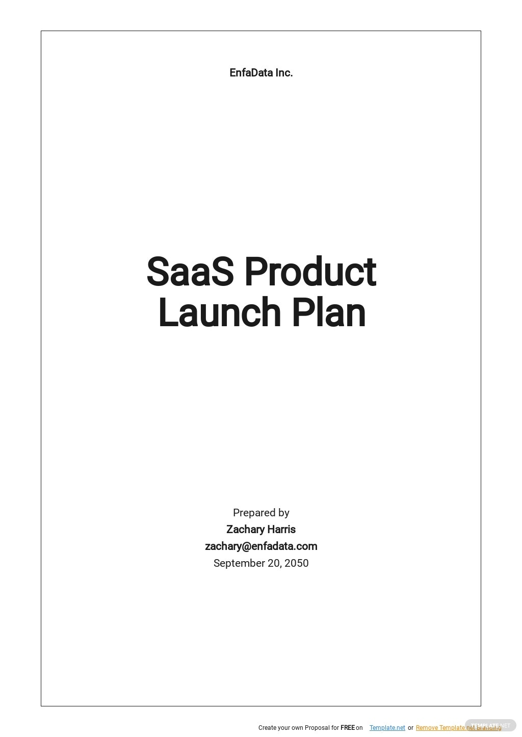SaaS Product Launch Plan Template.jpe