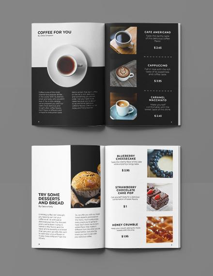 Free Sample Coffee Company Catalog
