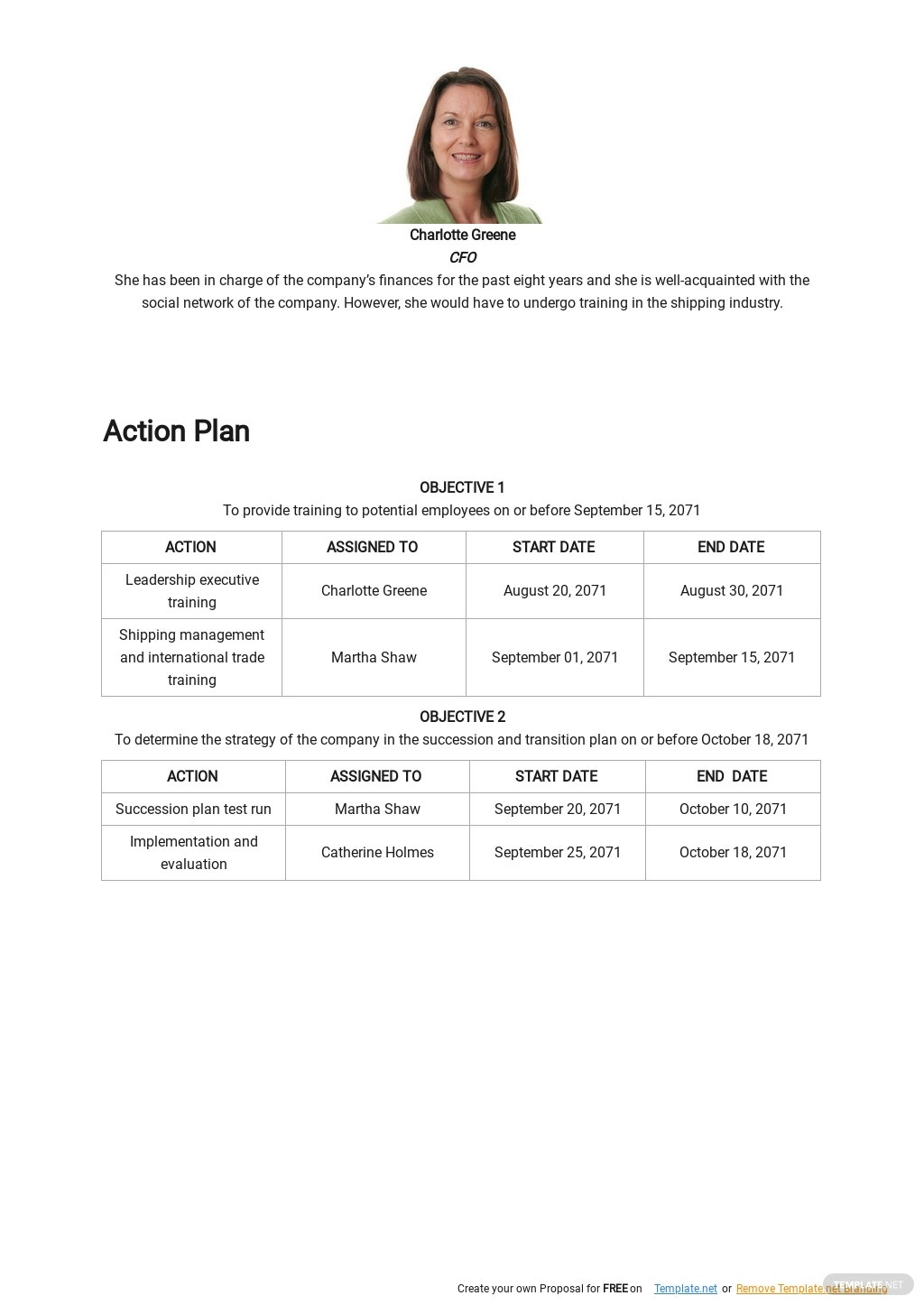 Succession Planning Business Plan Template  2.jpe