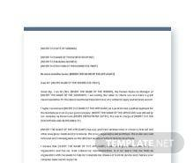 Free Nurse Recommendation Letter Template