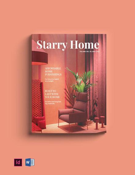 Home Furniture Catalog Template