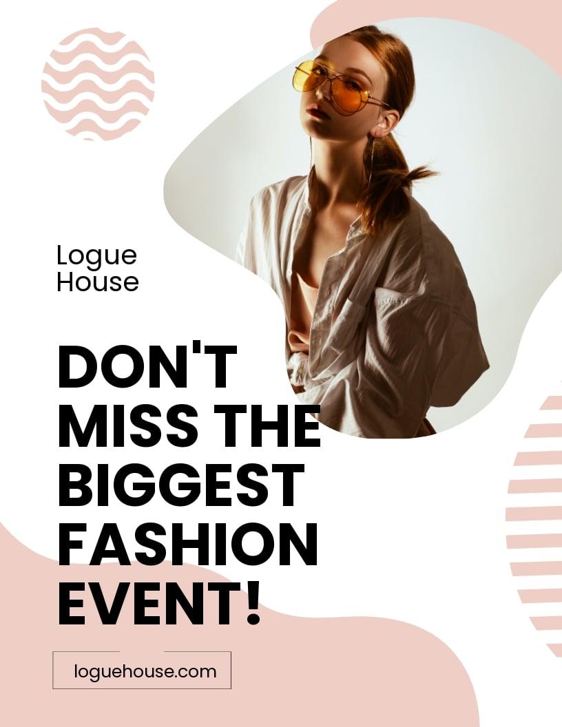 Fashion Campaign Flyer Template.jpe