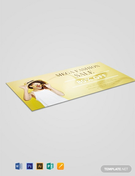 Free Fashion Voucher Template