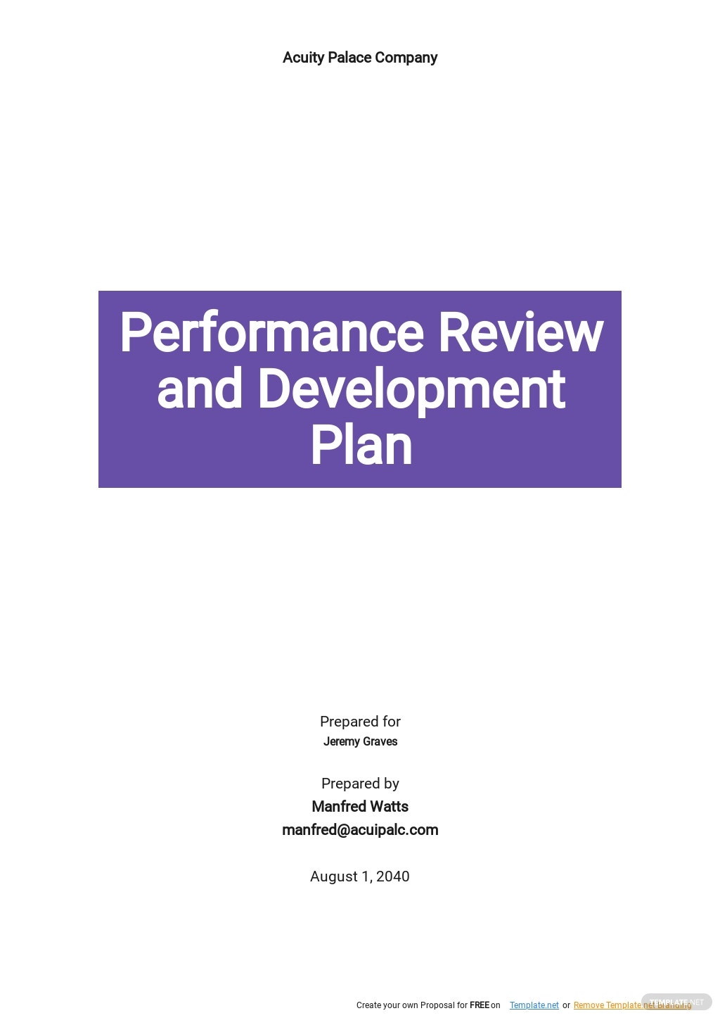 Performance Review and Development Plan Template.jpe
