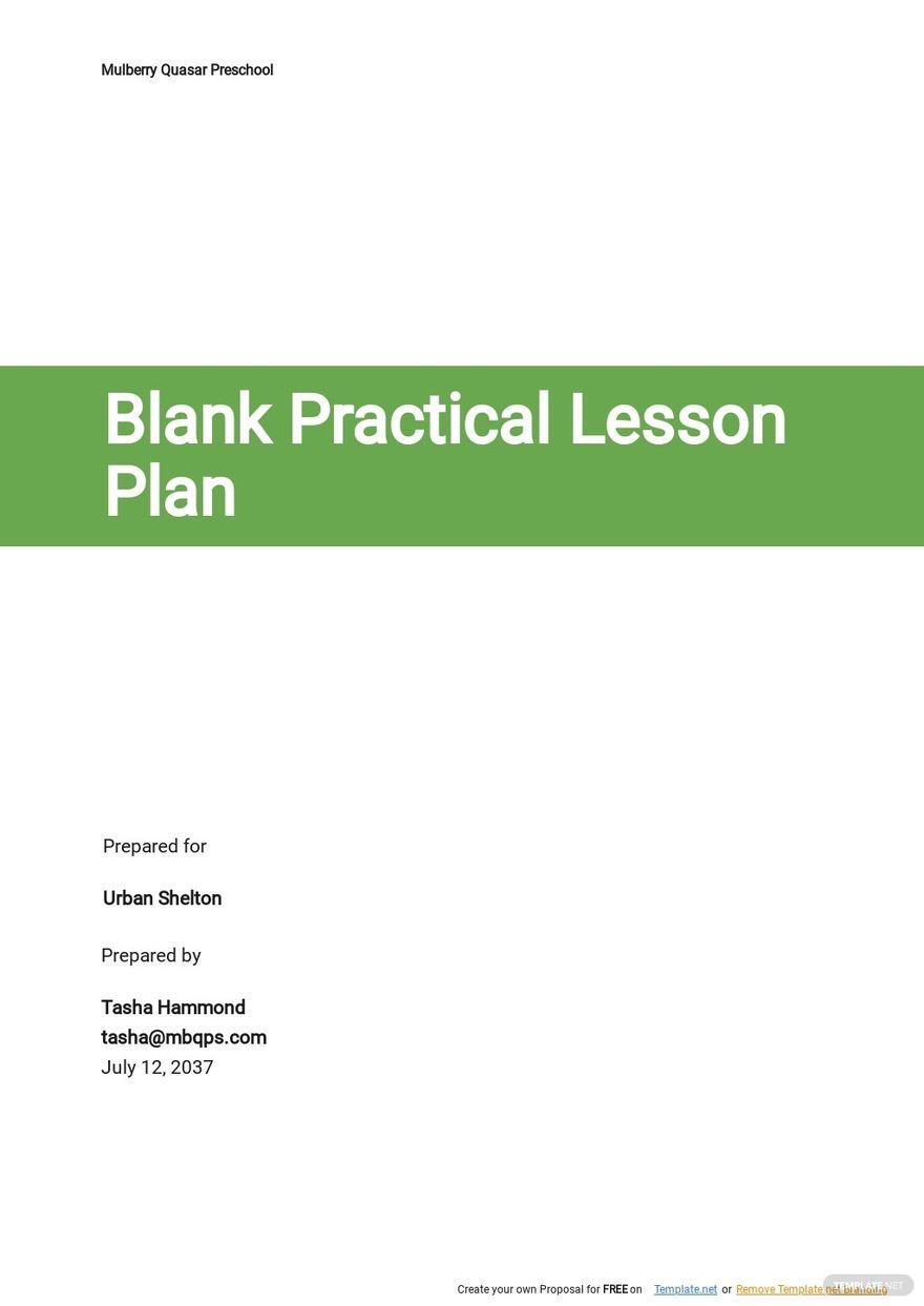 Blank Practical Lesson Plan Template.jpe