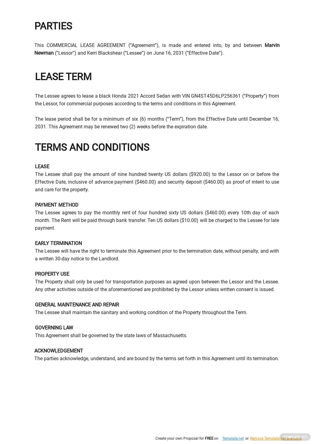 Commercial Vehicle Lease Agreement Template 1.jpe