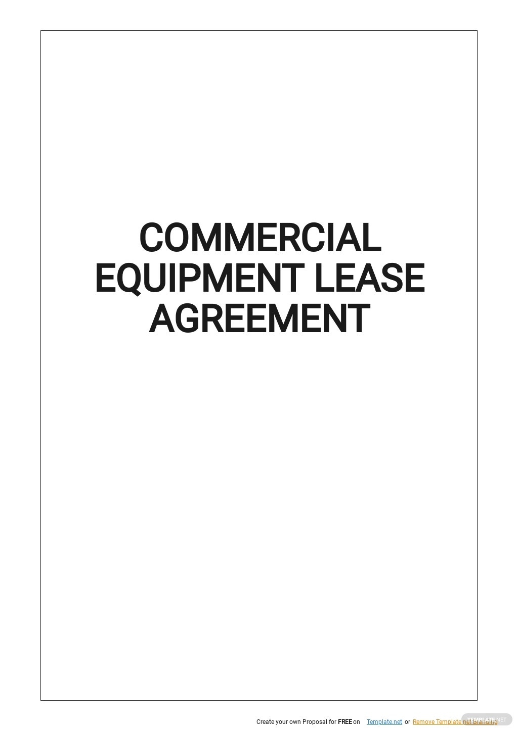 Commercial Equipment Lease Agreement Template.jpe