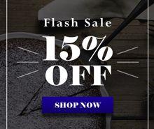 Free Website Flash Sale Pop-up Template