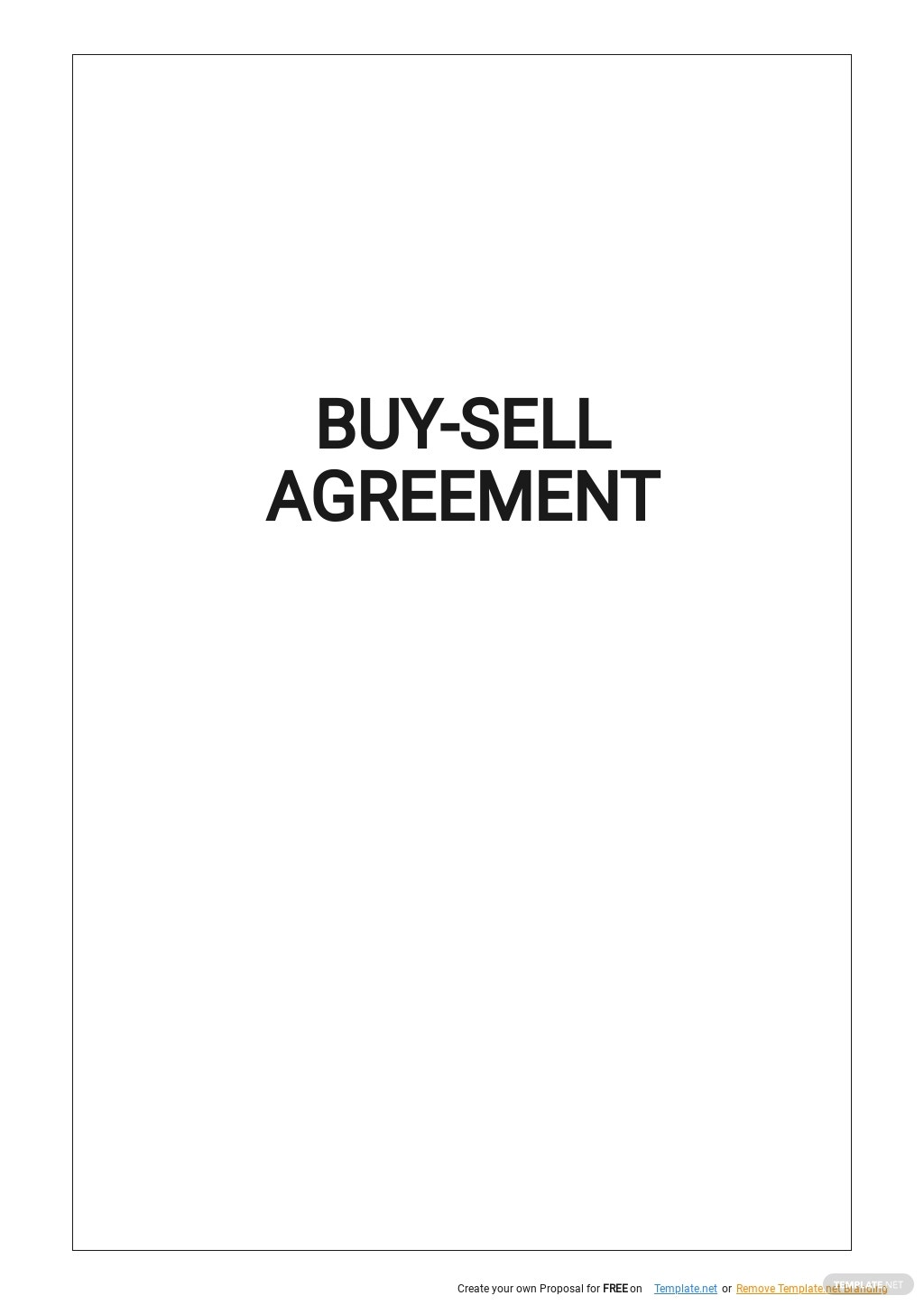 Simple Buy Sell Agreement Template.jpe