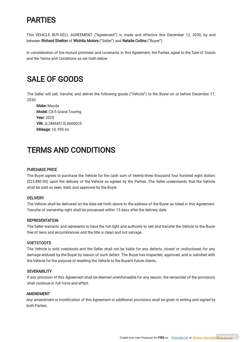 Vehicle Buy Sell Agreement Template 1.jpe
