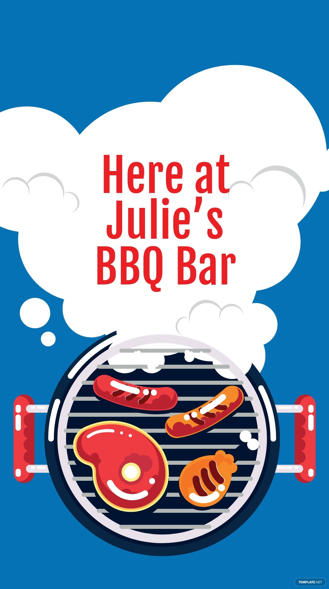 4th Of July Bbq Instagram Story Template 1.jpe