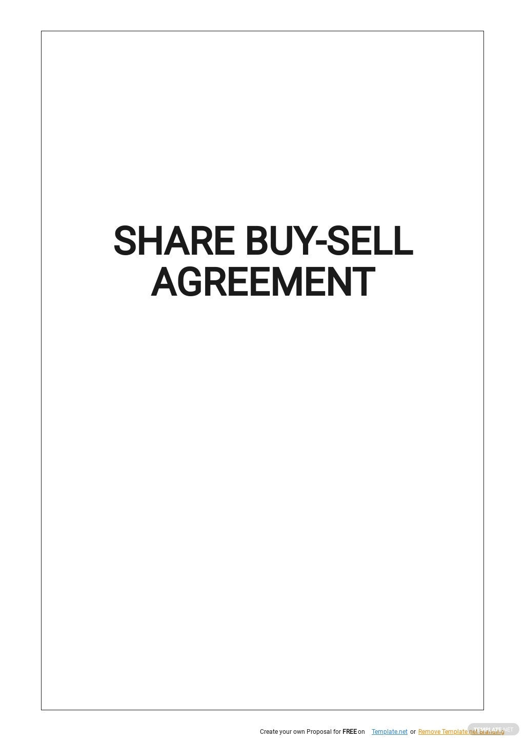 Share Buy Sell Agreement Template.jpe