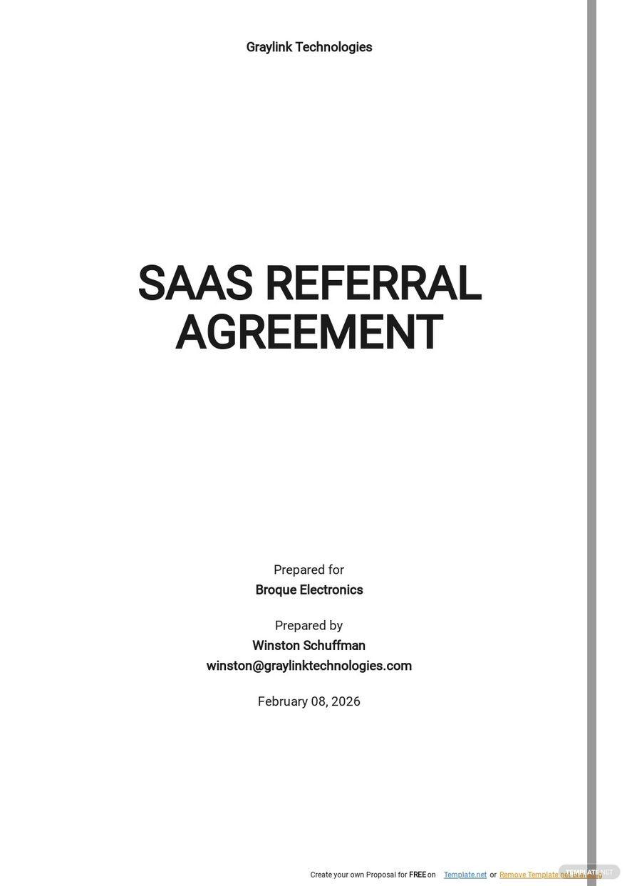SaaS Referral Agreement Template.jpe