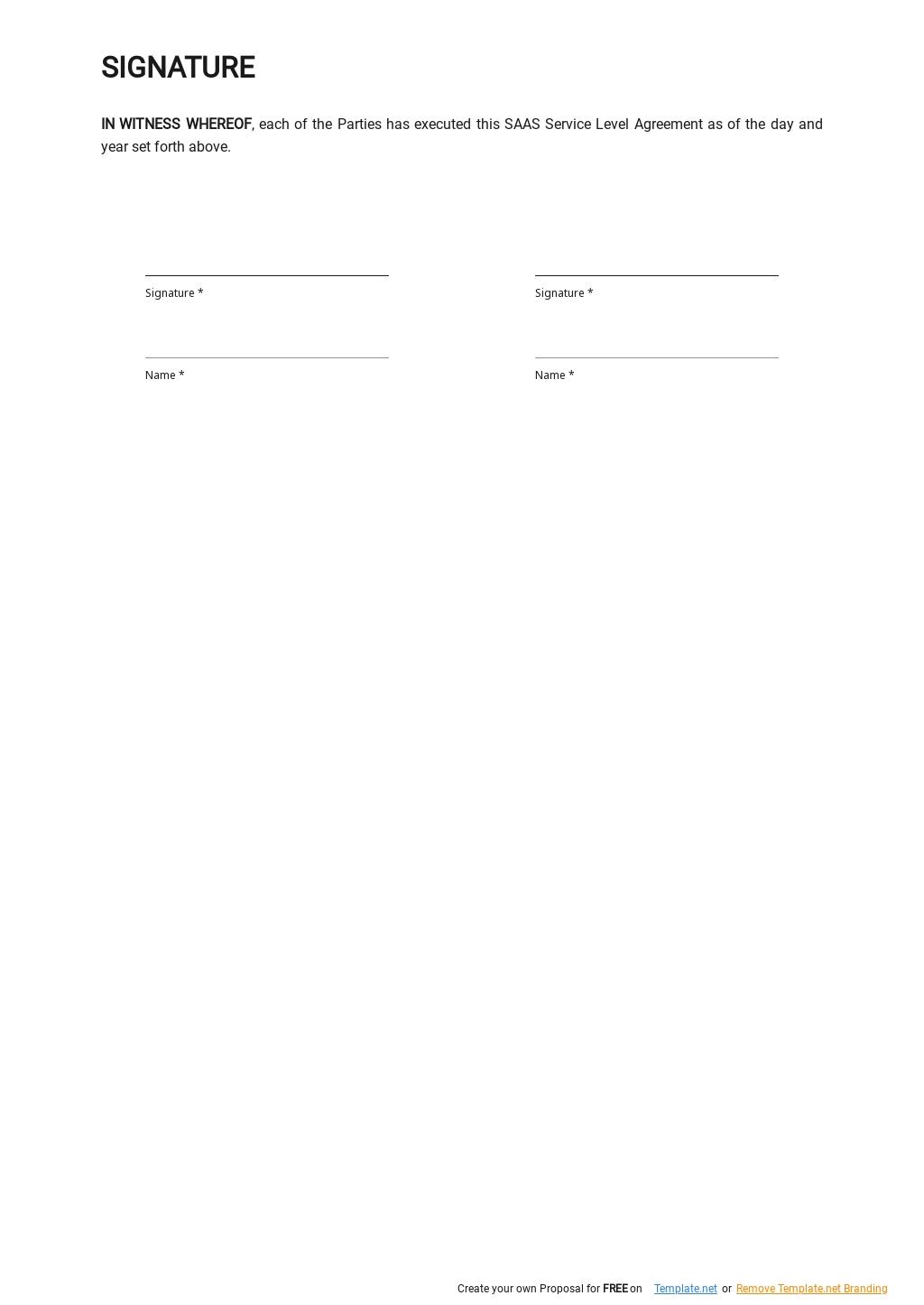 SAAS Service Level Agreement Template 2.jpe