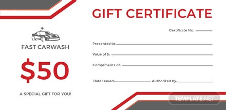 car wash gift voucher template dealssite co