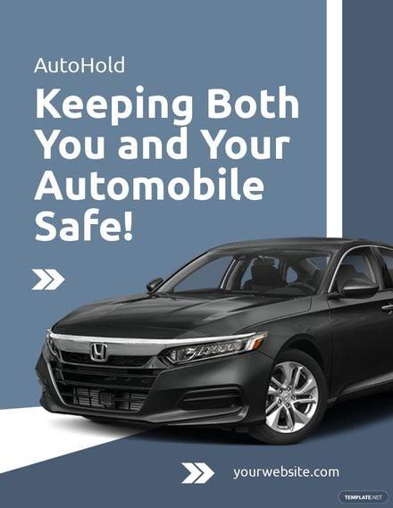 Auto Insurance Flyer Template.jpe