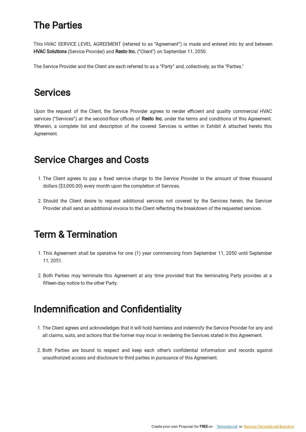 HVAC Service Level Agreement Template 1.jpe