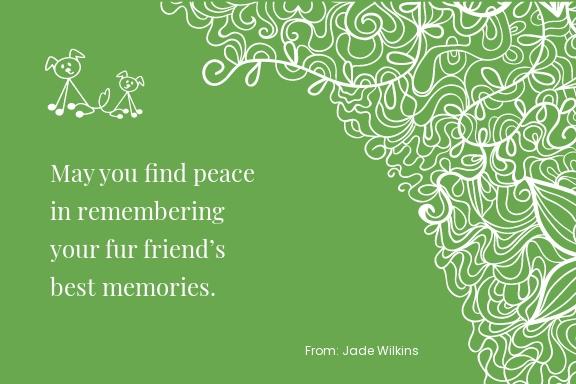 Loss of Pet Condolence Card Template 1.jpe