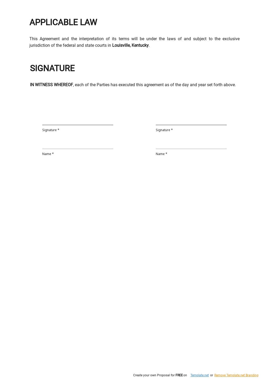 Sample Technology Assignment Agreement Template  2.jpe