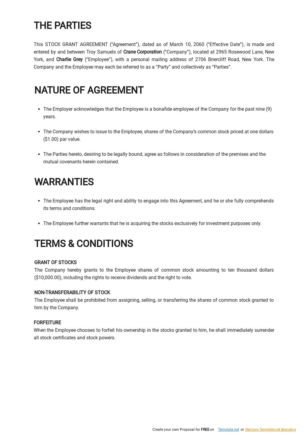 Stock Grant Agreement Template  1.jpe