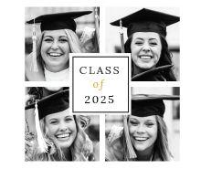 Free Graduation Photo Book Cover Template