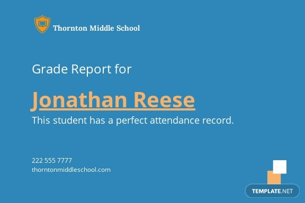 Free Homeschool Report Card Template.jpe