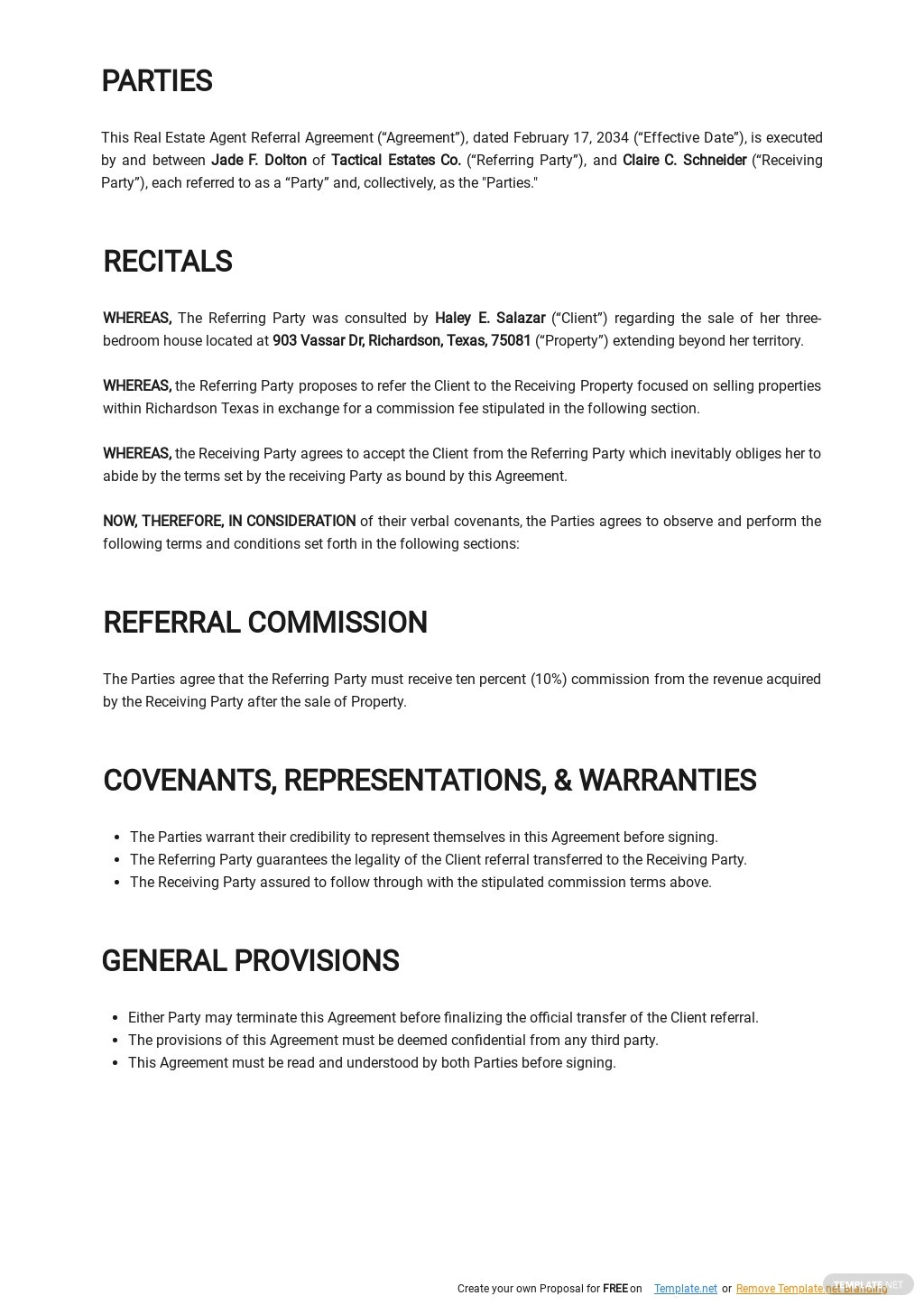Real Estate Agent Referral Agreement Template 1.jpe