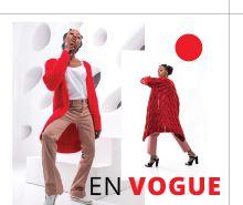 Photo Fashion Book Cover Template