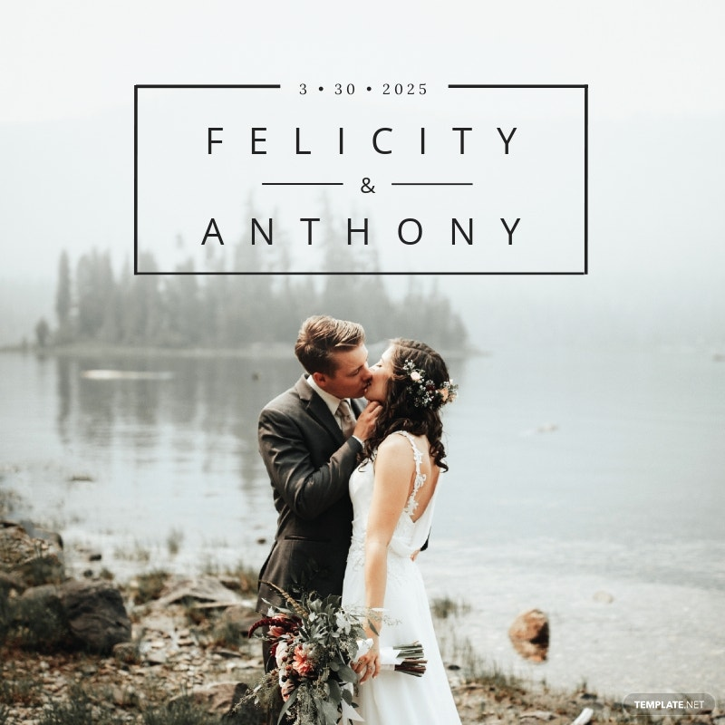 Wedding Photobook Cover Template [Free JPG] - Illustrator, Word, Apple Pages, PSD, PDF, Publisher