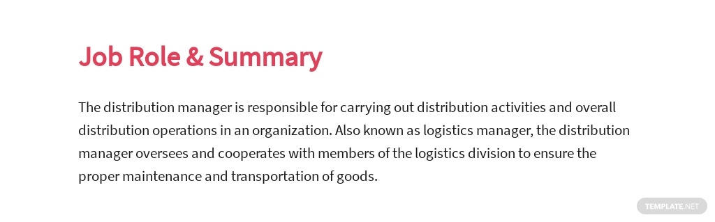 Distribution Manager Job Ad/Description Template 2.jpe